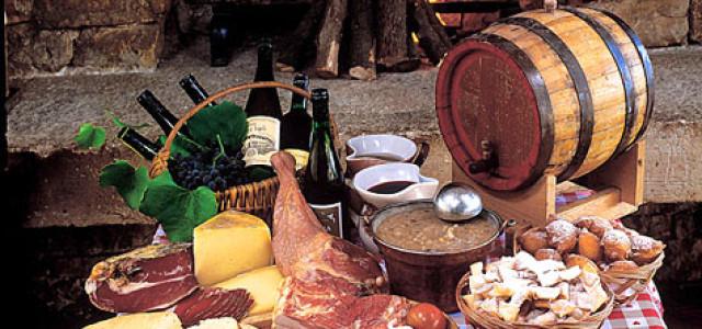 Gastronomic offer